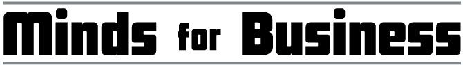 Minds for Business Logo