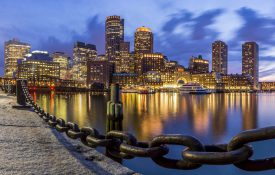 Getting to the APS 29th Annual Convention in Boston