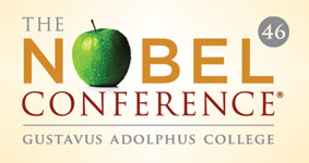 nobellogo46. This is The Nobel Conference announcement from Gustavus Adolphus College.