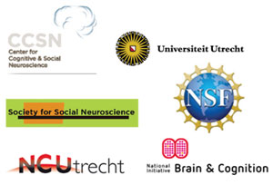 For more information on additional sponsors visit the Society for Social Neuroscience—an international, interdisciplinary, scientific society to advance and foster scientific research, training, and applications, the University of Chicago Center for Cognitive and Social Neuroscience(CCSN), and the Faculty of Social and Behavioral Sciences at Utrecht University.