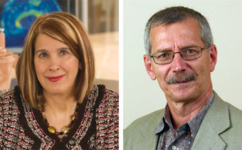 APS Fellows Denise Park and Michael Rugg are co-directors of the Center for Vital Longevity
