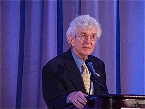 Douglas A. Bernstein speaking at the APS 23rd Annual Convention in Washington, DC.