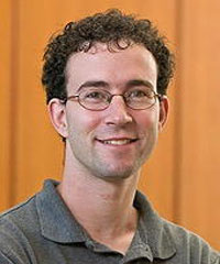 This is a photo of Daniel Oppenheimer.