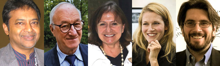 Sathasivan 'Saths' Cooper, Albert Bandura, Annette Karmiloff-Smith, Naomi I. Eisenberger, and William Cunningham