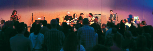 This is a photo of the Saturday Night Concert at the 24th APS Annual Convention.