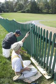 painting.fence