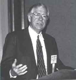 James L. McGaugh, 1989 APS Keynote Speaker