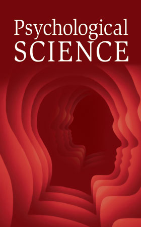 This is a photo of the Psychological Science logo.