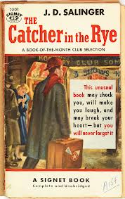 archetypes in catcher in the rye The catcher in the rye – analysis and summary name of the book: the catcher in the rye writer: j d salinger his complete name is jerome david salinger, and he was born the first day of 1919 in manhattan, new york.