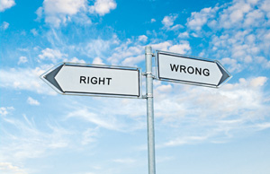 the moral judgement Moral definition, of, relating to, or concerned with the principles or rules of right conduct or the distinction between right and wrong ethical: moral attitudes see more.