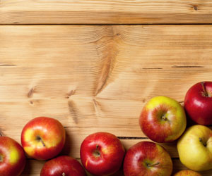 This is a picture of apples.