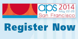 2014 APS Convention: Register Now