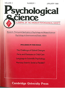 Psych_Science_1990_Cover