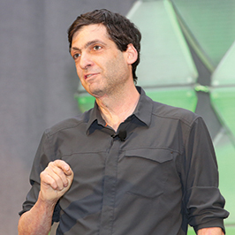 This is a photo of Dan Ariely.