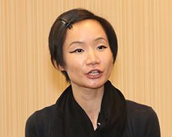 This is a photo of Keke Liu.