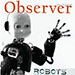This is a photo of the cover of the October Observer.