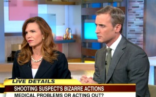 This is a photo of Marissa Randazzo on Good Morning America.