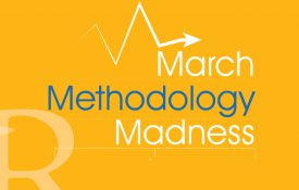 "This graphic says ""March Methodology Madness"""