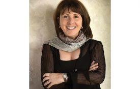This is a photo of Lisa Feldman Barrett.