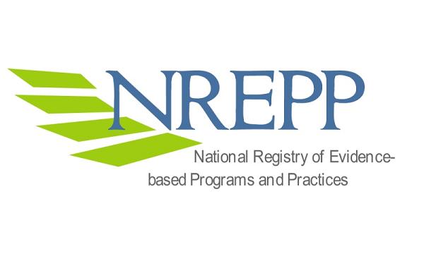 This is the NREPP logo.