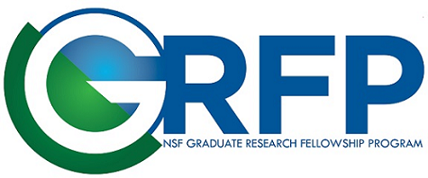 This is the GRFP logo.