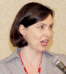 Emory University's Christine M. Heim