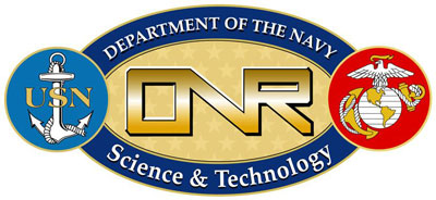 ONR-good. This is the seal for the Department of the Navy Science & Technology