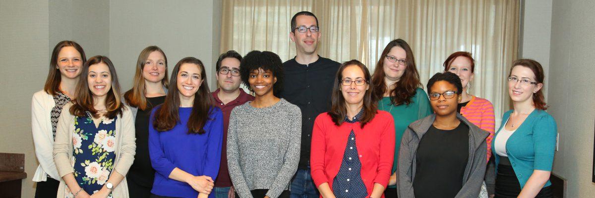 Student Research Award Winners