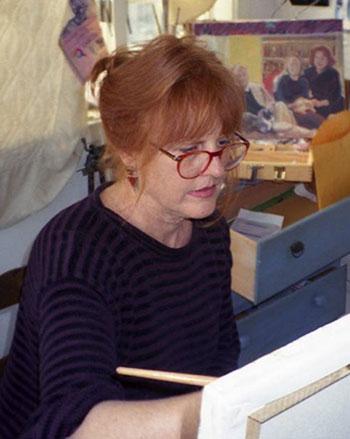 Constance Holden