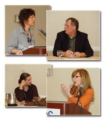 Top to bottom: Maryanne-Gary, Randall W. Engle, Paul Silvia, and Morton Ann Gernsbacher