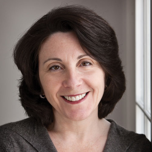 This is a photo of APS Board Member Lisa Feldman Barrett.