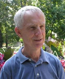 This is a photo of APS President Douglas L. Medin.