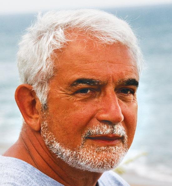 This is a photo of APS Secretary Gün R. Semin.