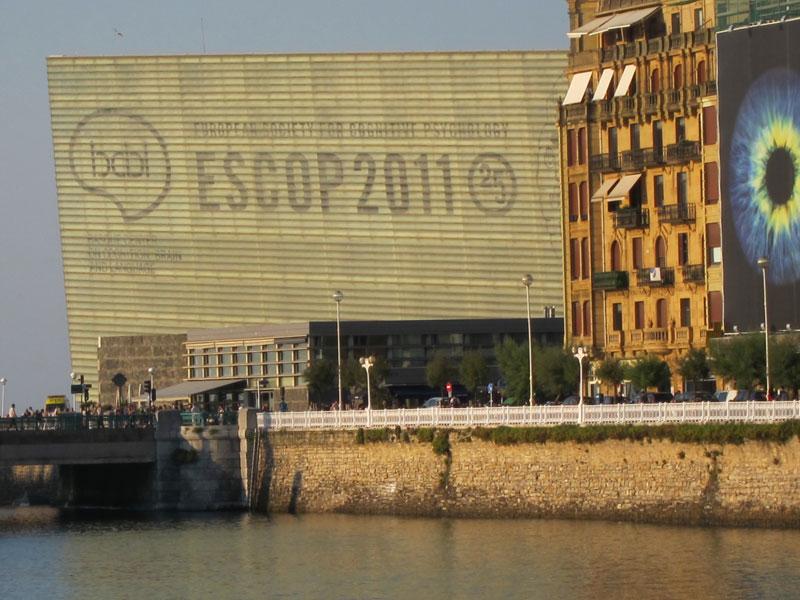 ESCOP 2011 in Donostia-San Sebastián, Spain