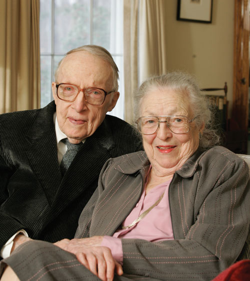 William (Bill) K. Estes and Katherine (Kay) W. Estes