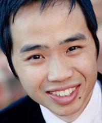 This is a photo of Savio Wong.
