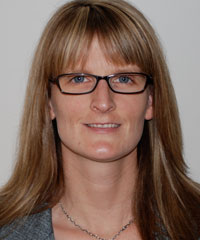This is a photo of Julie Bugg.