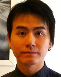 This is a photo of Hakwan Lau.
