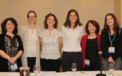 Lisa Feldman Barrett, Lisbeth Nielsen, Melissa W. Riddle, Emily Falk, Betty Tuller, and Rebecca A. Ferrer share their wisdom about federal funding.