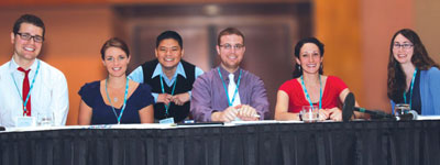 David I. Miller, Jessica M. Tessler, Kris Gunawan, James J. Hodge, Emily R. Cohen-Shikora, and Lizabeth Goldstein demystify the graduate school application process.