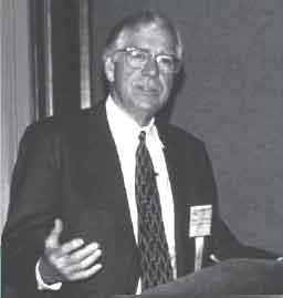 James L. McGaugh, 1989 APS Keynote Speaker