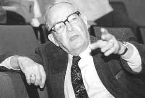Herbert A. Simon, 1991 APS Keynote Speaker