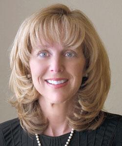 This is a photo of Morton Ann Gernsbacher.