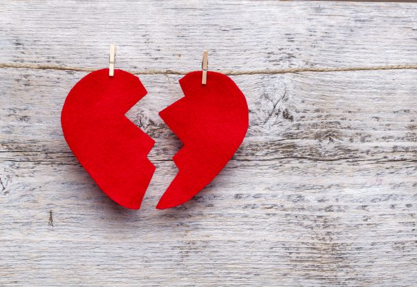 Loving Through The Pain: When God's Love Breaks Through