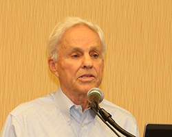 Richard C. Atkinson, University of California, San Diego, played a pivotal role in designing early computer-based learning software.
