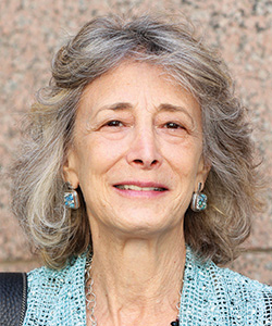 This is a photo of APS President Nancy Eisenberg.