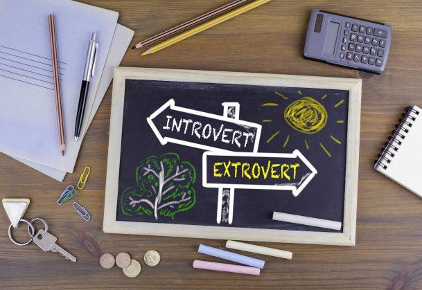 Between introvert extrovert relationship 6 Ways