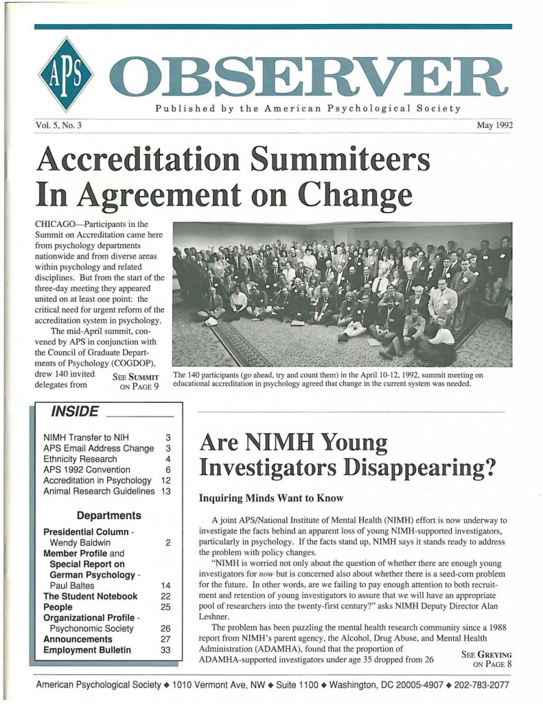 Accreditation Summiteers In Agreement on Change_Page_1