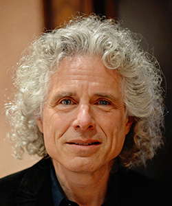 This is a portrait photo of Steven Pinker.