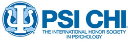 This is a photo of the Psi chi logo.